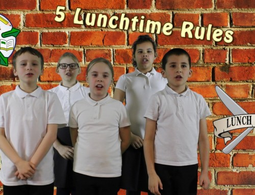 34R Lunchtime Rules