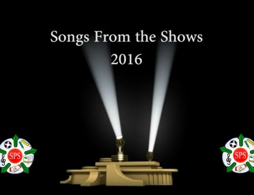 Songs from the Shows (2016)