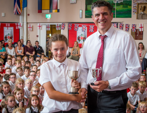 Year 6 Leavers Awards Gallery